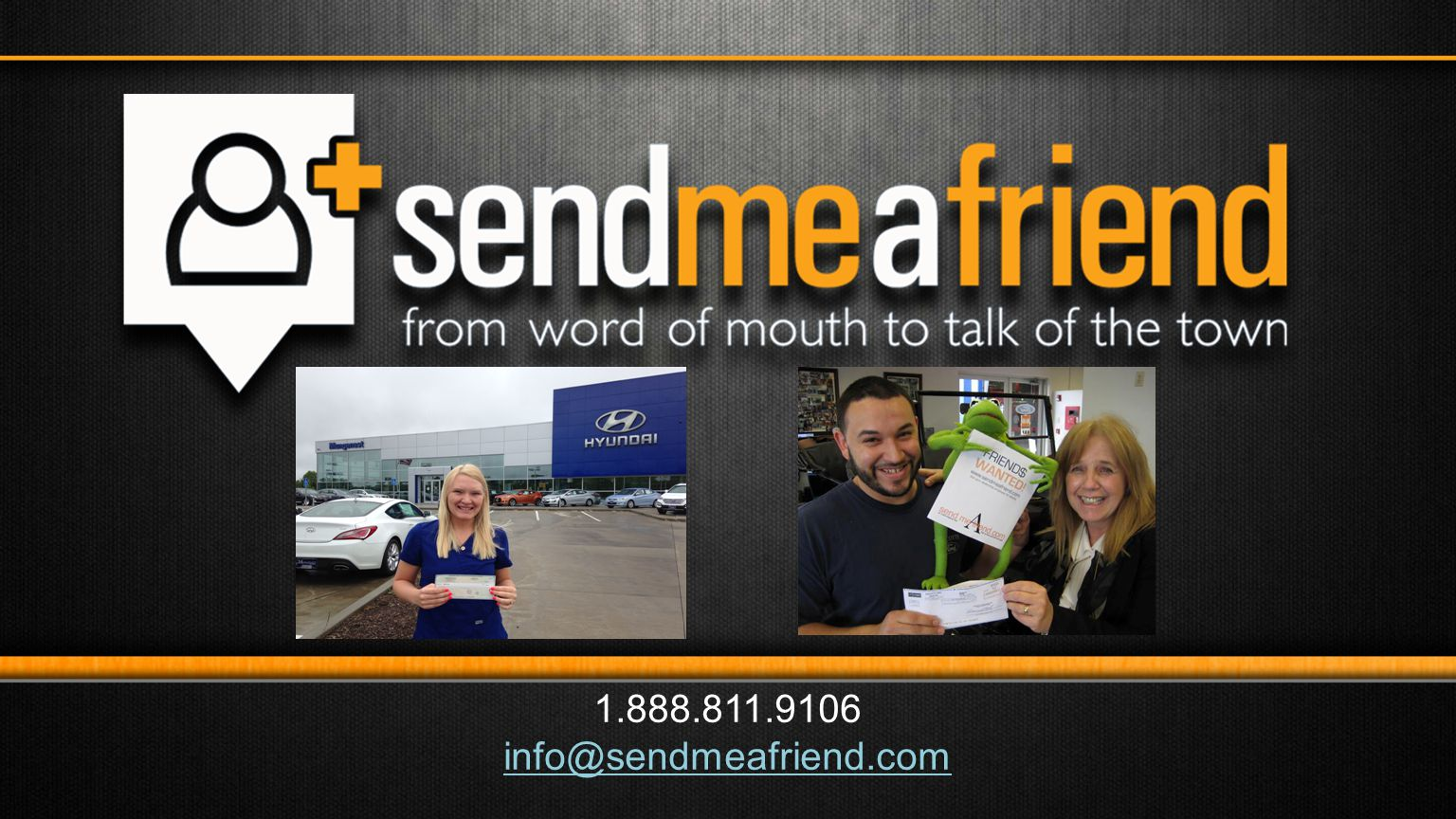 1.888.811.9106 info@sendmeafriend.com