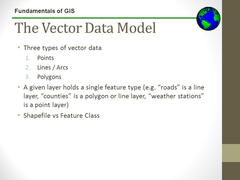 Fundamentals of GIS Spatial Join: Polygons Problem: A polygon in layer A may overlay several polygons in layer B.