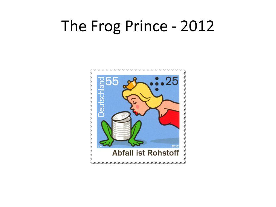 The Frog Prince - 2012