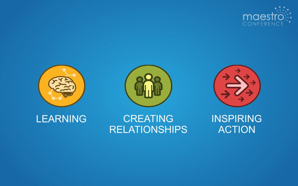LEARNING CREATING RELATIONSHIPS INSPIRING ACTION