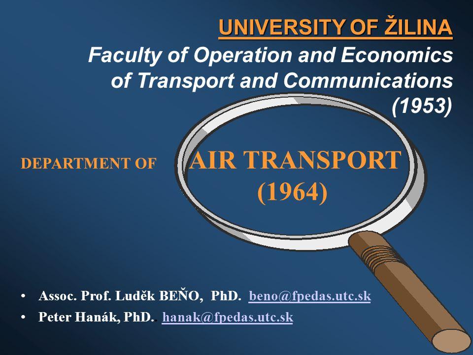 Thanks for your attention More info University: http://www.utc.sk Faculty: http://fpedas.utc.sk Department: http://www.kld.utc.sk
