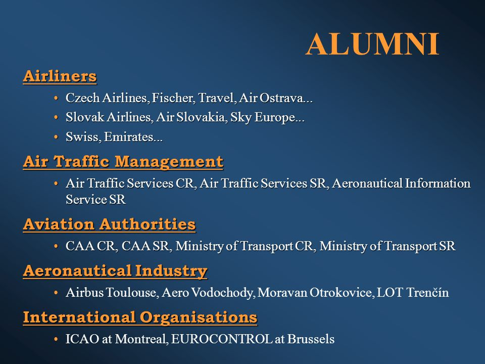 ALUMNI Airliners Czech Airlines, Fischer, Travel, Air Ostrava...Czech Airlines, Fischer, Travel, Air Ostrava...