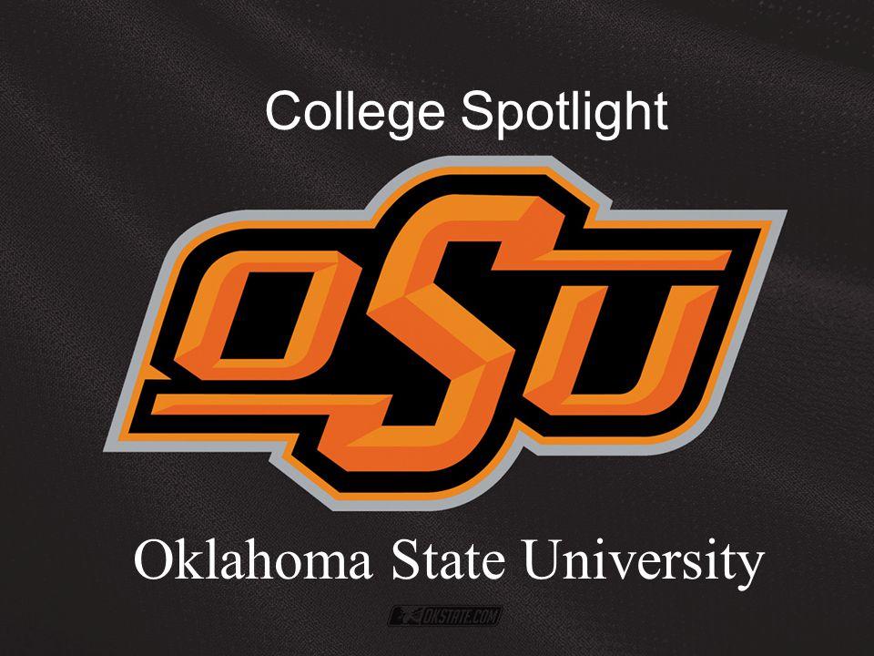 College Spotlight Oklahoma State University