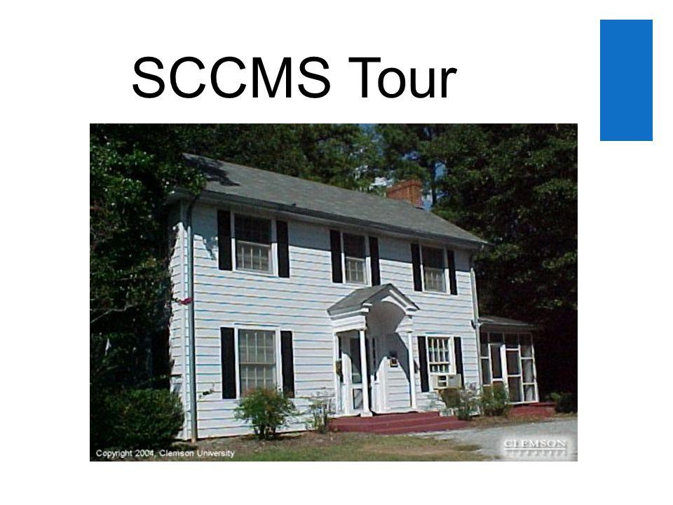 SCCMS Tour