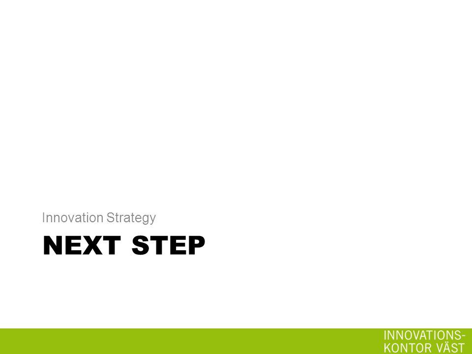NEXT STEP Innovation Strategy