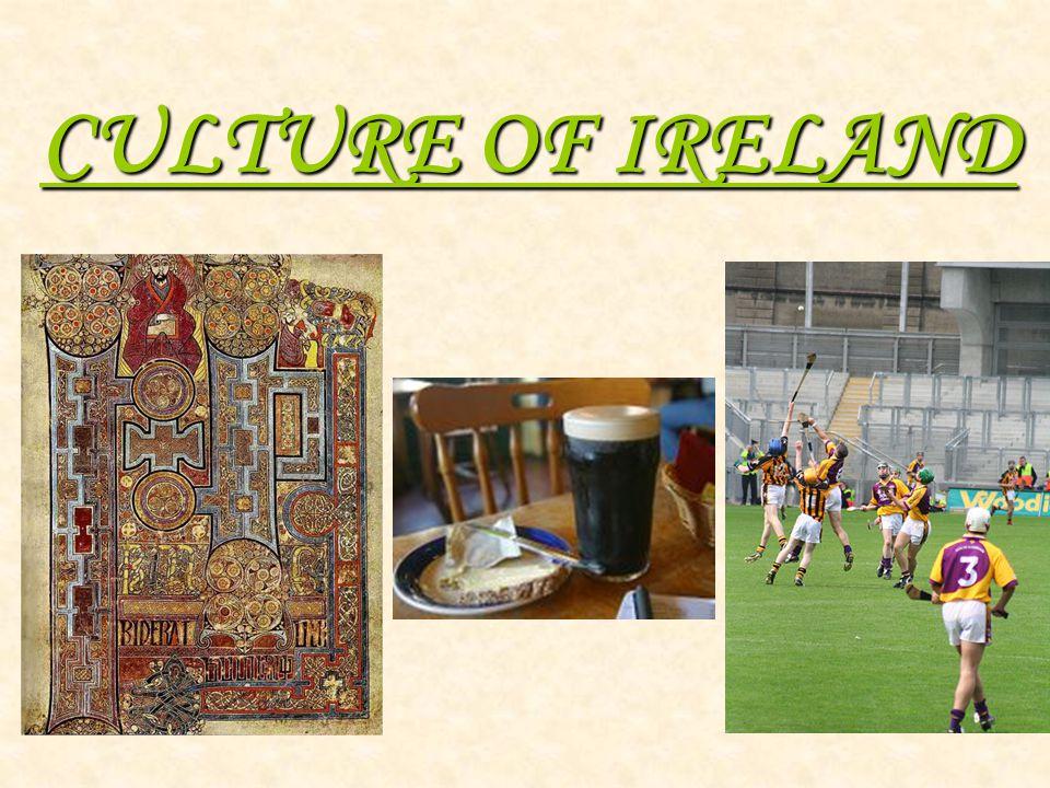CULTURE OF IRELAND
