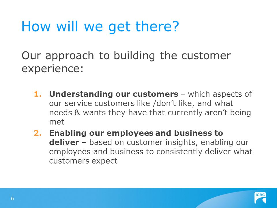 17 Our Vision for the Future Customer Experience Deliver our claims services in a way that's easy, flexible and transparent for customers and partners: –Enhance customer choice in service delivery options –Enable self-serve capabilities for customers and preferred partners –Commit to a Claims service promise –Improve existing partner relationships & expand to new relationships to provide seamless service delivery