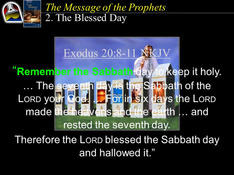 The Message of the Prophets 2.
