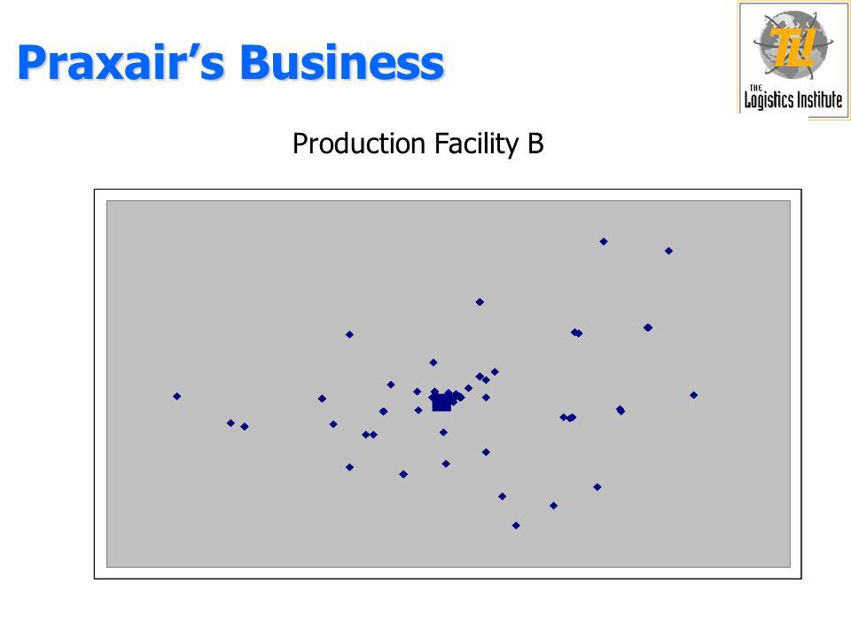 Praxair's Business Production Facility A