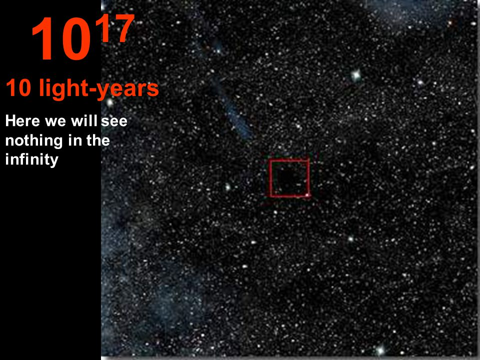 The little Sun star is very small at one light-year 10 16 1 light-year