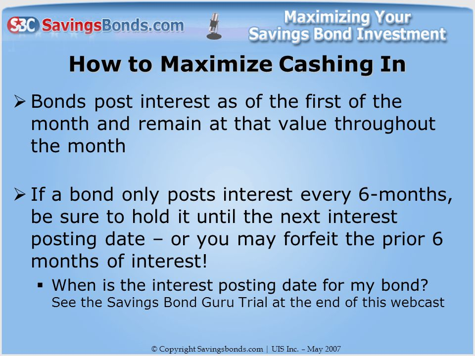 © Copyright Savingsbonds.com | UIS Inc.