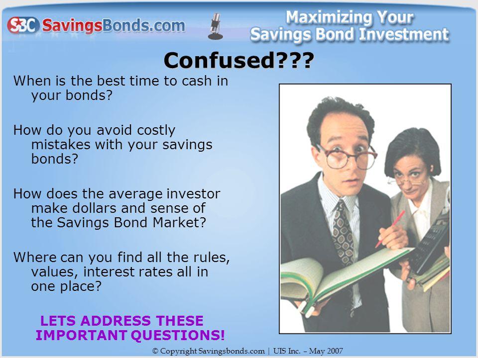© Copyright Savingsbonds.com   UIS Inc.
