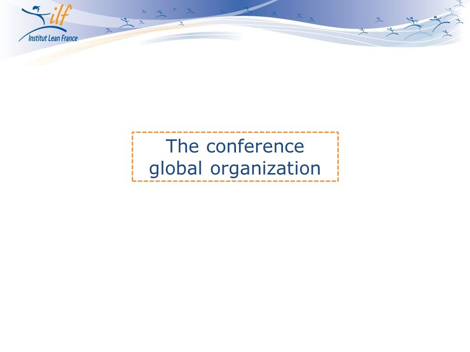 The conference global organization