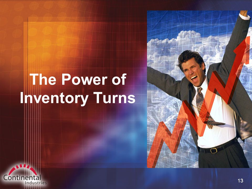 13 The Power of Inventory Turns
