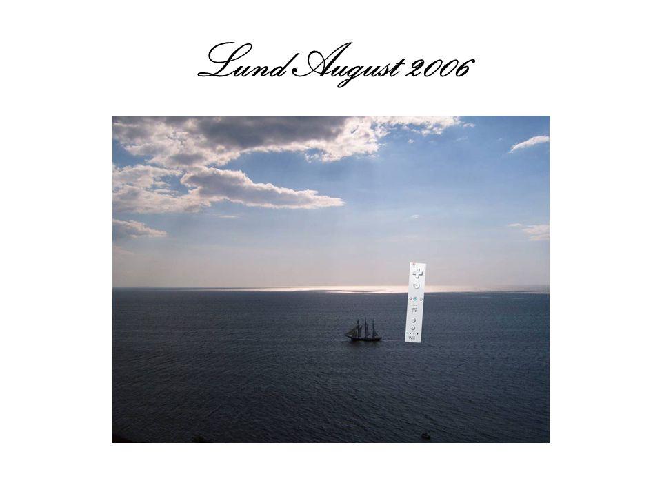 Lund August 2006
