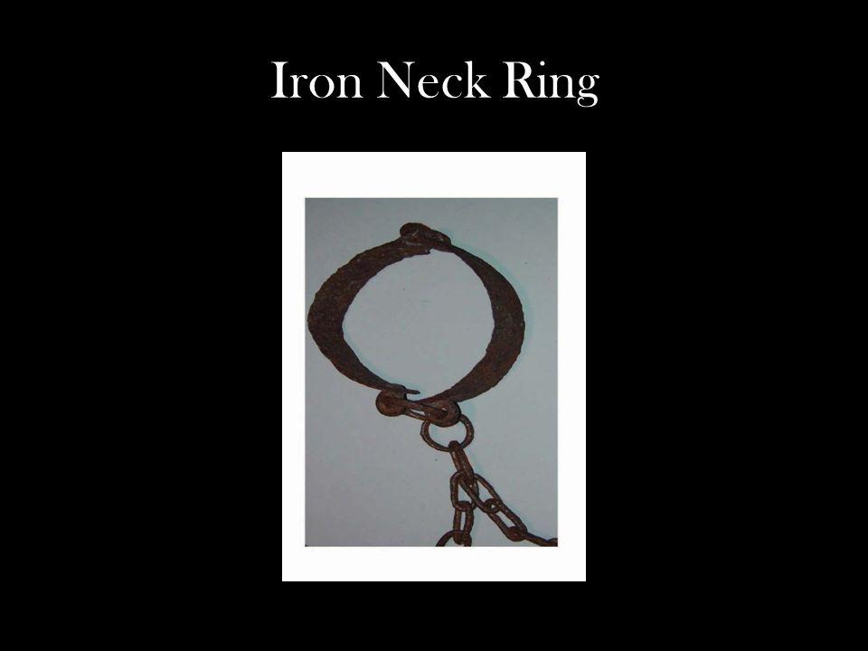 Iron Neck Ring