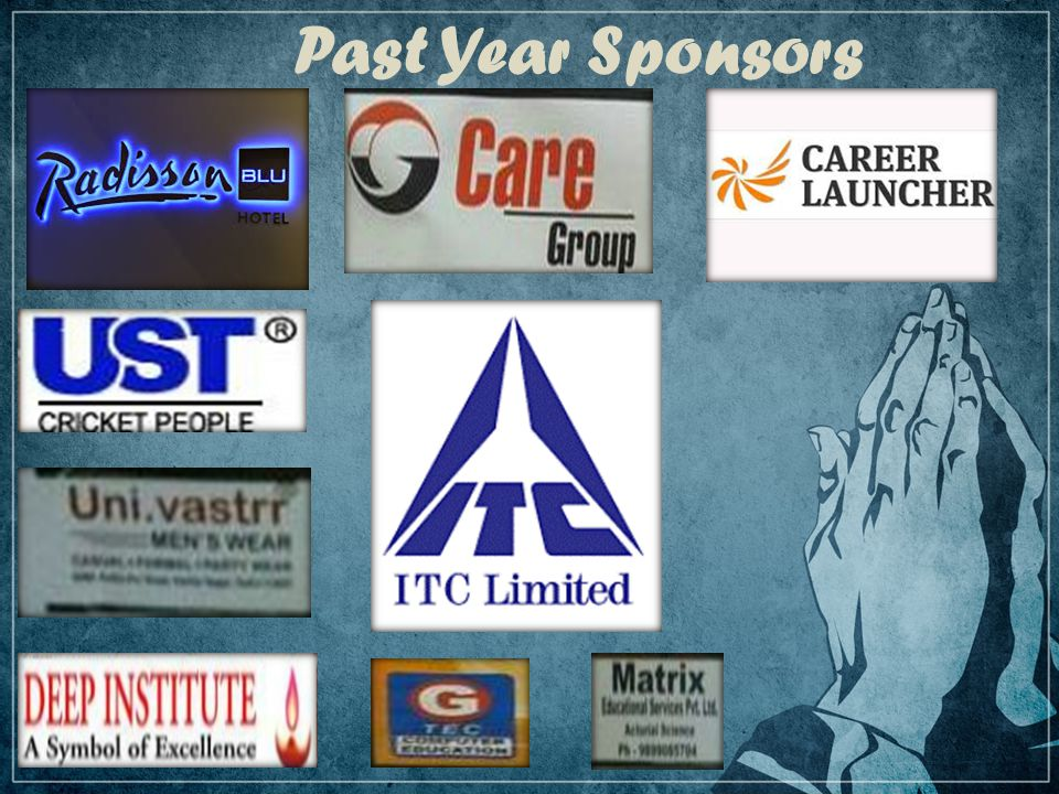 Past Year Sponsors