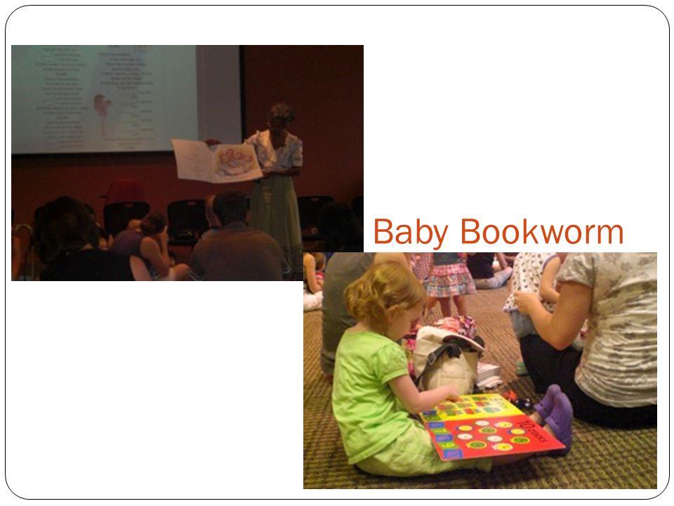 Baby Bookworm