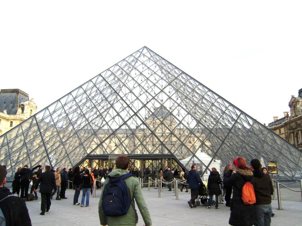 The Louvre Museum for a couple of days