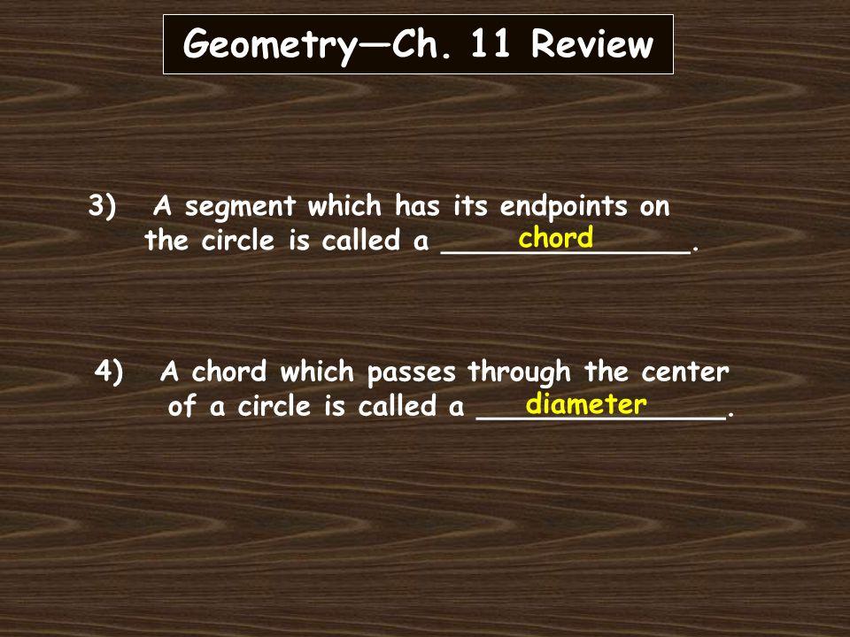 Geometry—Ch.