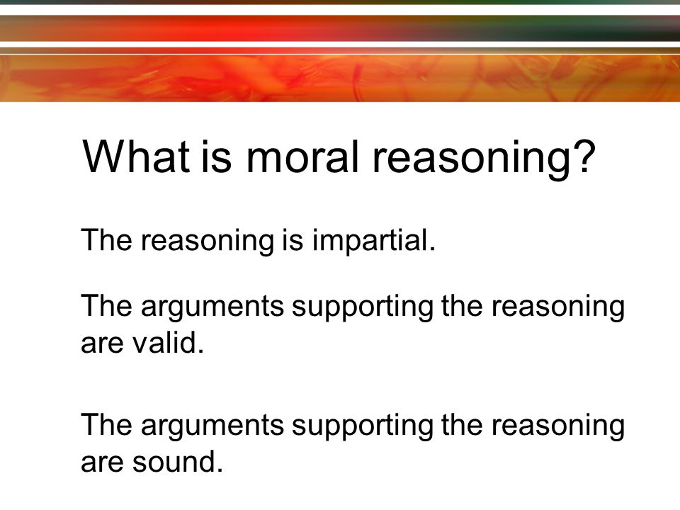 What is a sound argument A sound argument is one in which the facts of the case support our reasoning and the arguments supporting the reasoning are valid.