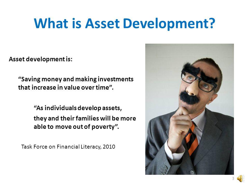 What is Asset Development.
