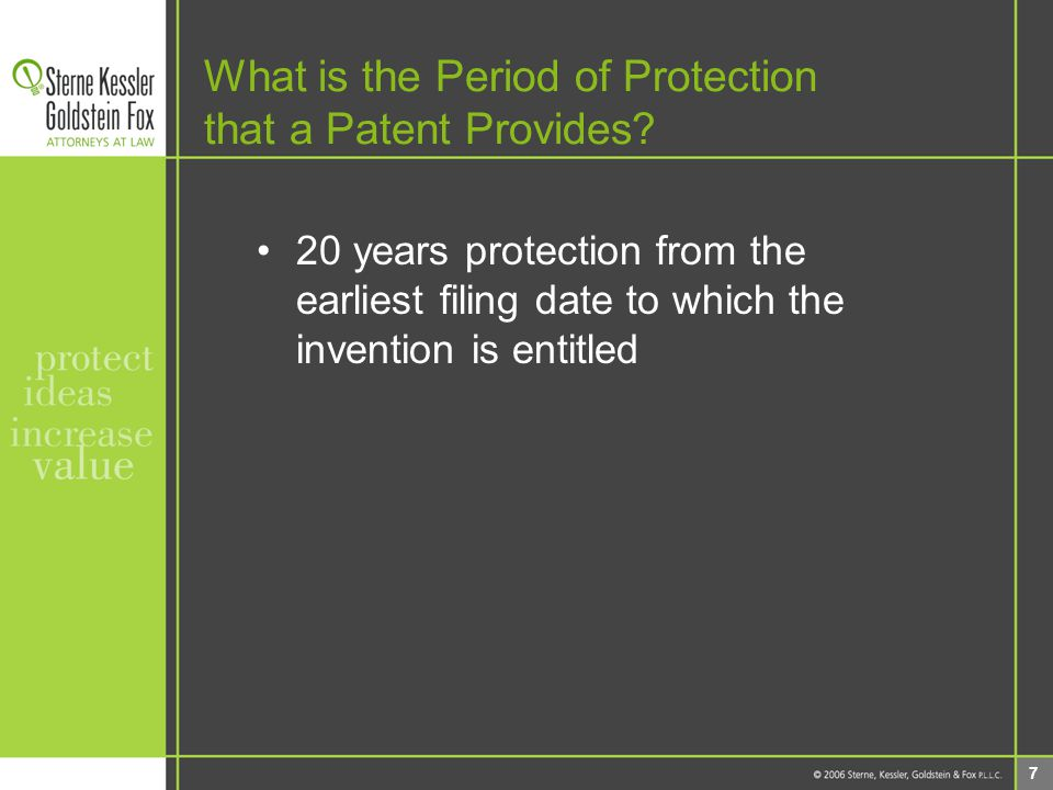 18 What are the Requirements for a Patent.