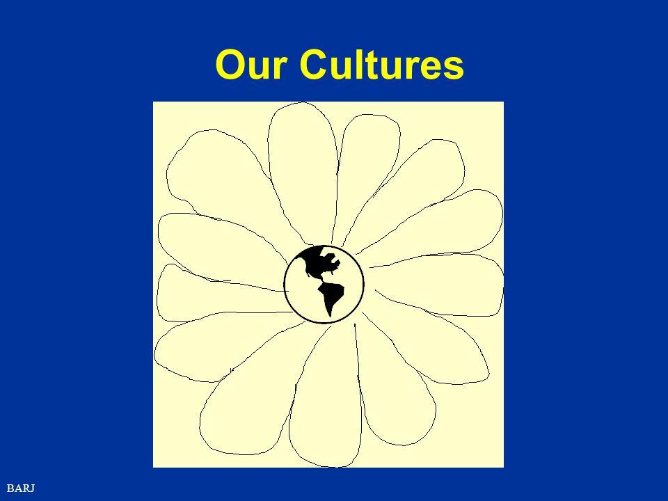 BARJ Our Cultures