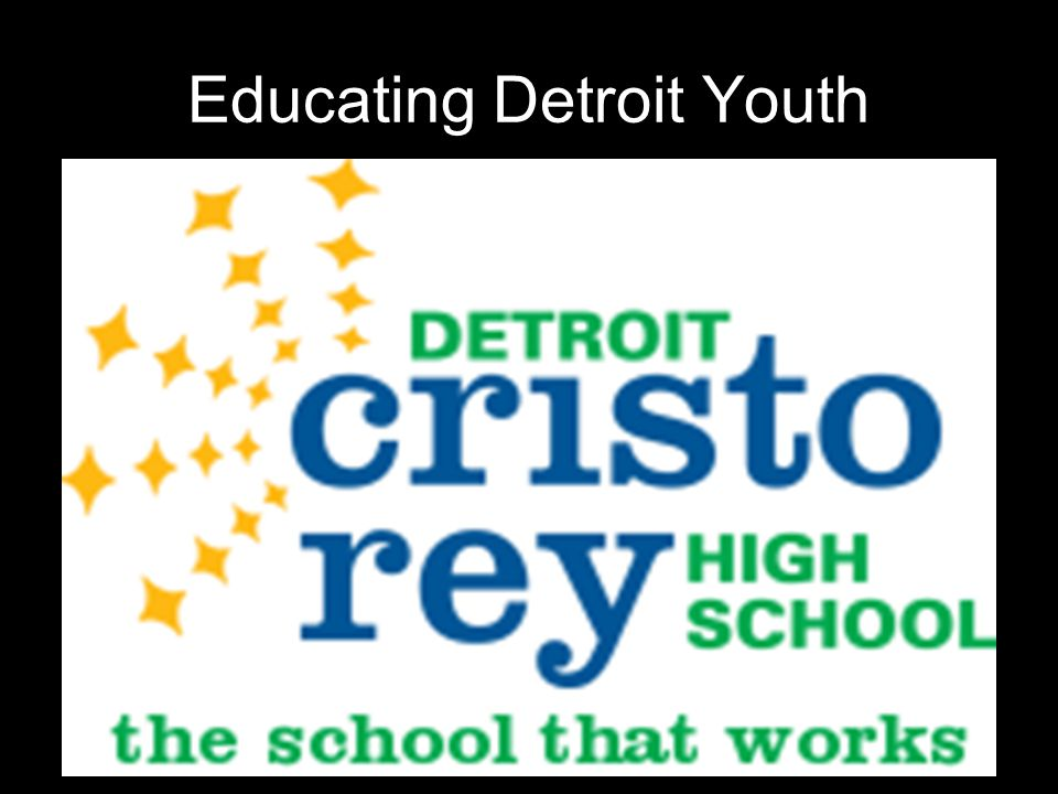 Educating Detroit Youth
