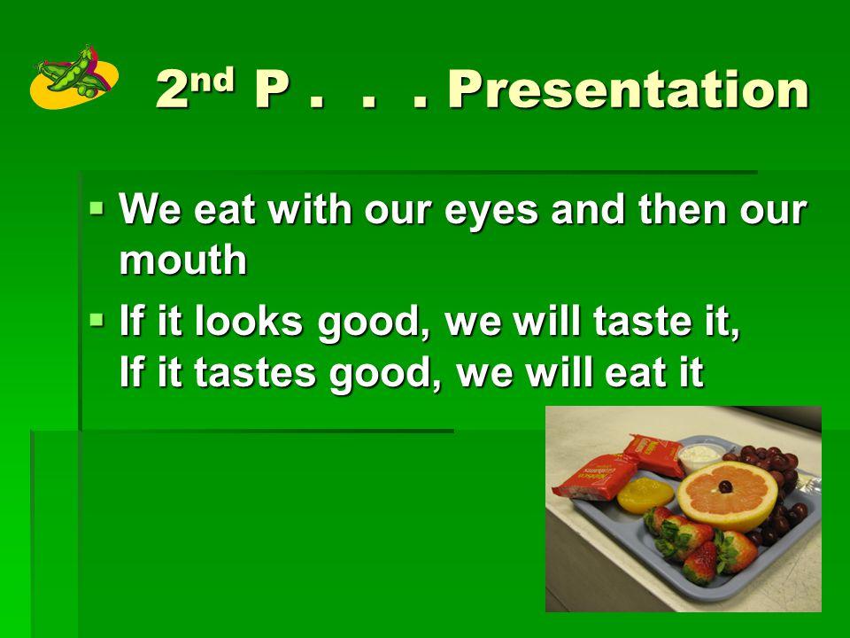 2 nd P... Presentation 2 nd P...