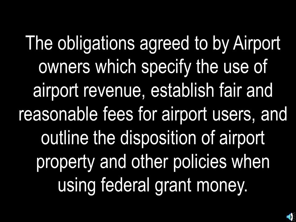 What are Passenger Facility Charges (PFC's)?