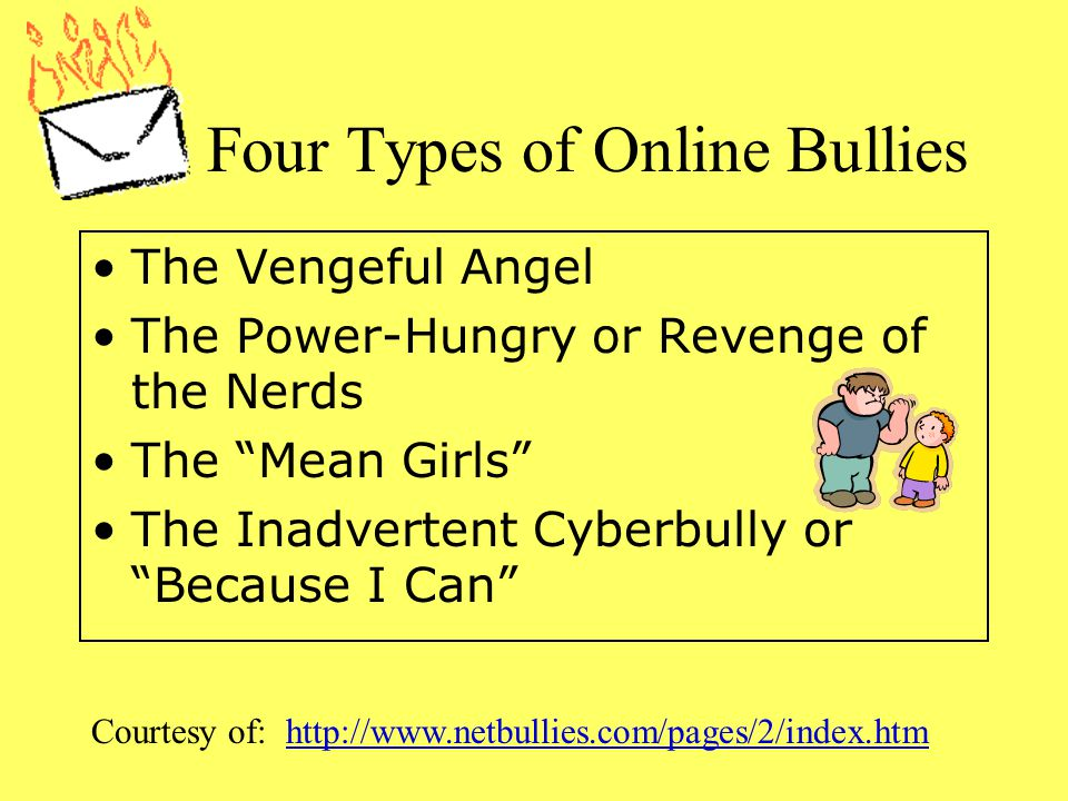 How Do Kids Cyberbully? Sending someone mean or threatening emails, instant messages, or text messages. Excluding someone from an instant messenger bu