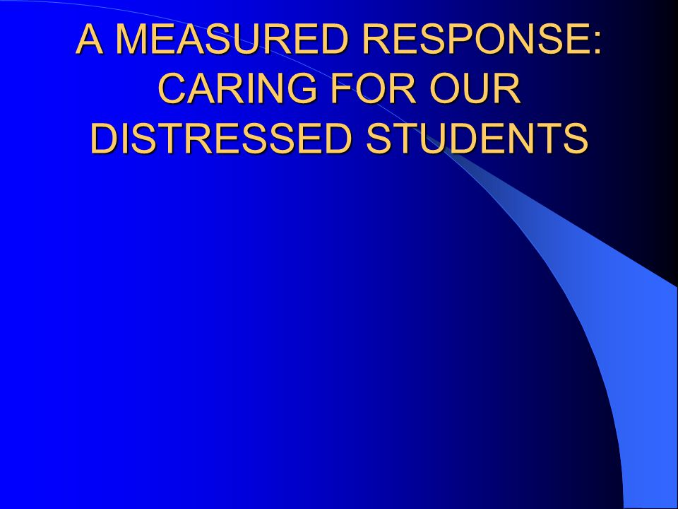 ETSU RESPONSE Admissions Advisory Committee Student Behavior Management Team Counseling Center Website Response Protocol for Life Threatening Behavior Critical Incident Response Team Faculty Workshops: Mitigating Classroom Disruption