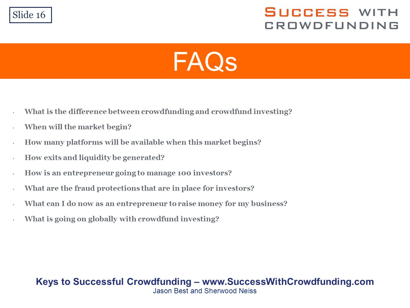 What is the difference between crowdfunding and crowdfund investing.