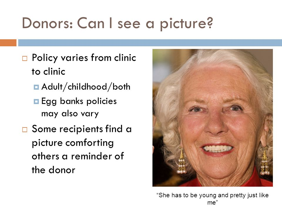 Donors: Can I see a picture.