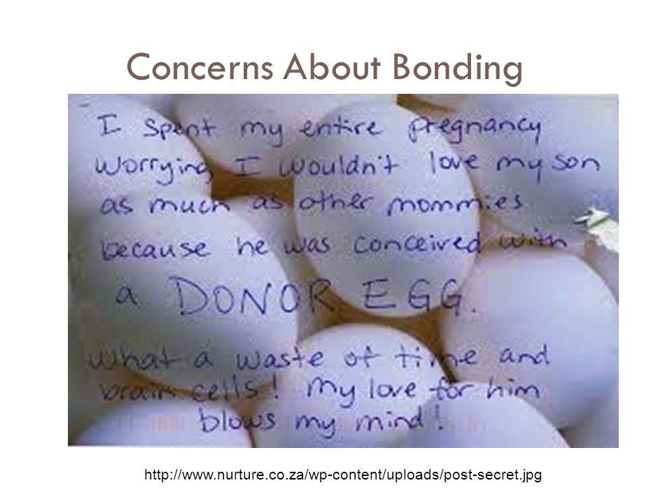 Concerns About Bonding http://www.nurture.co.za/wp-content/uploads/post-secret.jpg