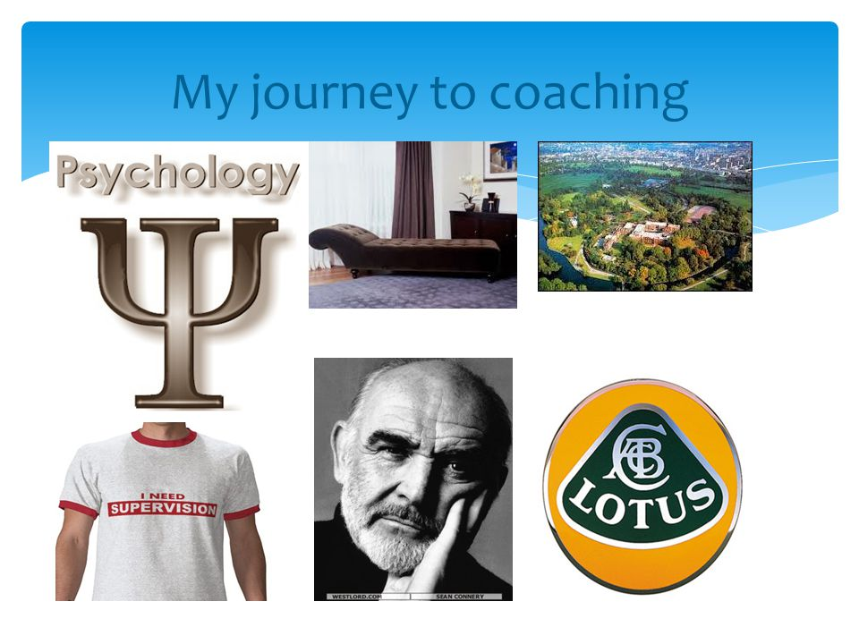 My journey to coaching