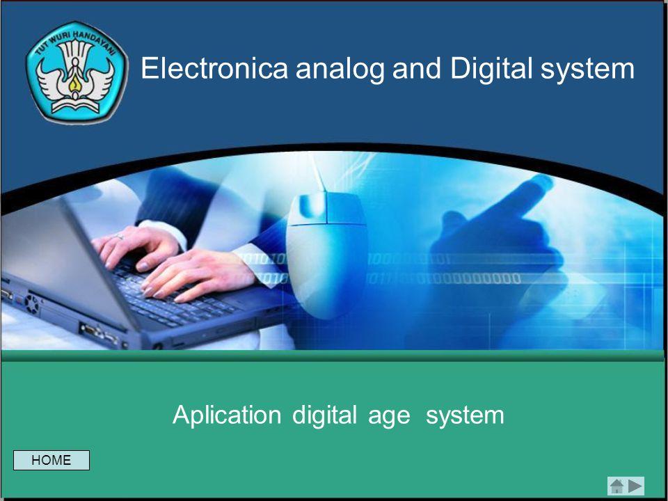 Digital signal Module1Electronica analog and Digital system Menerapkan teknik elektronika analog dan digital dasar