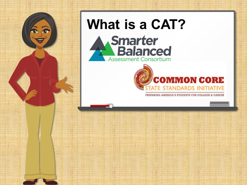 What is a CAT.How does a CAT provide better assessment results.