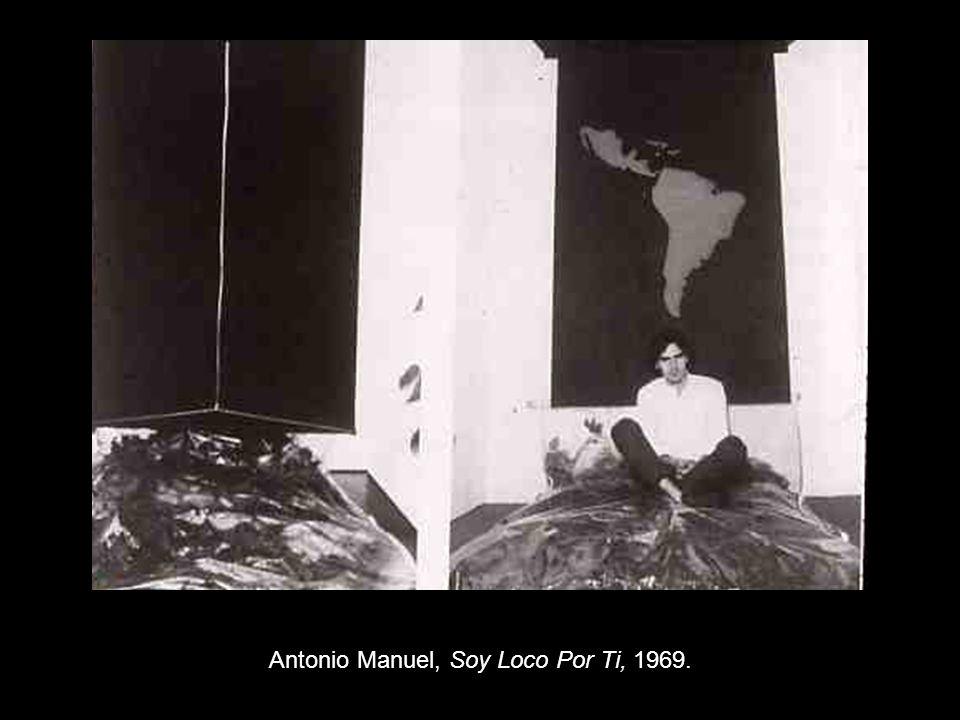 Antonio Manuel, Soy Loco Por Ti, 1969.