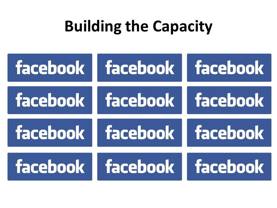Building the Capacity