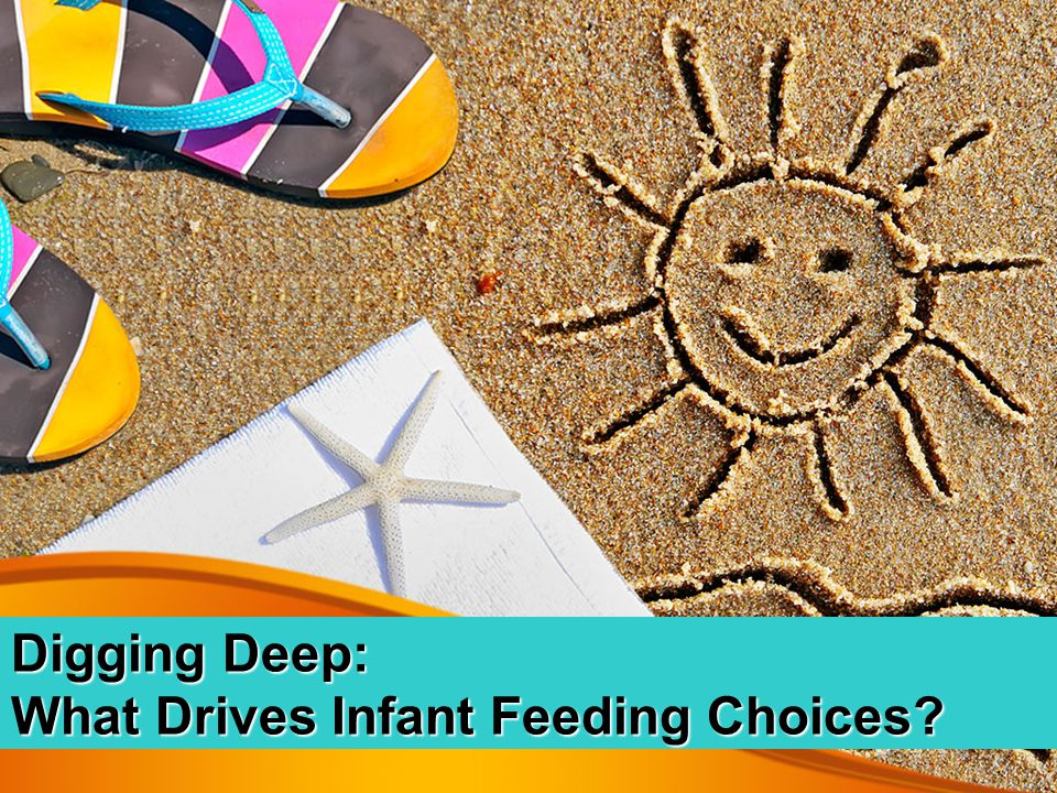 Digging Deep: What Drives Infant Feeding Choices