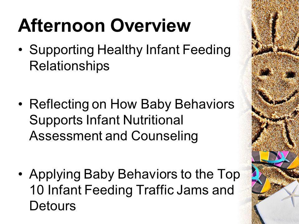 3.Bottle Preparation Dig Deep: What Baby Behaviors.