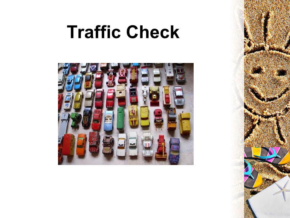 Traffic Check