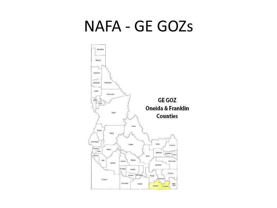 NAFA - GE GOZs