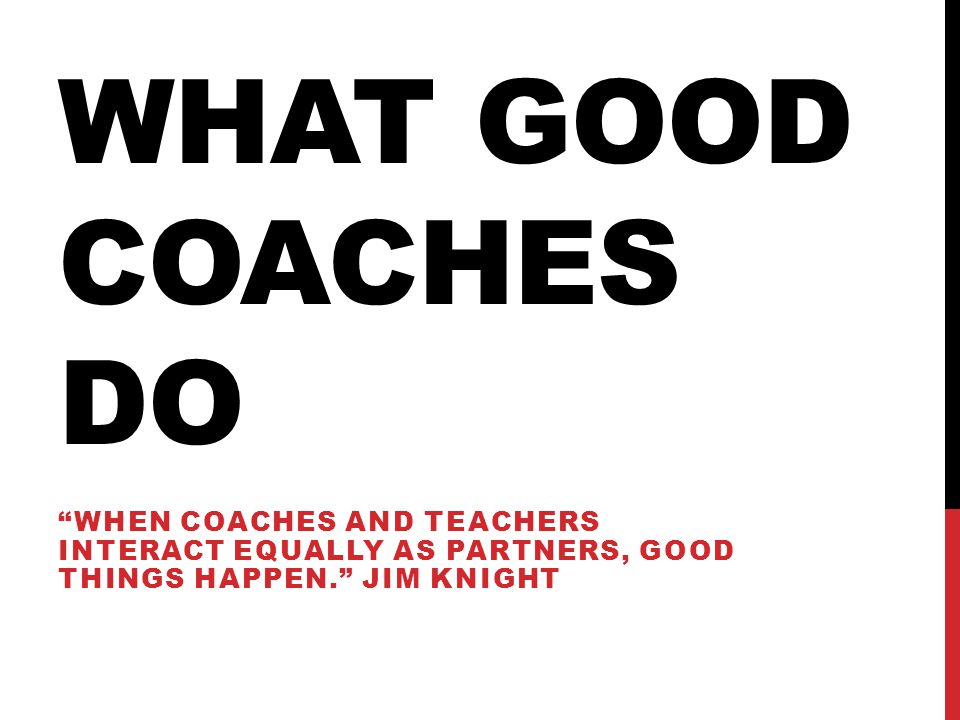SEVEN PARTNERSHIP PRINCIPLES THE WAY WE INTERACT WITH OTHERS MAKES OR BREAKS MOST COACHING RELATIONSHIPS.
