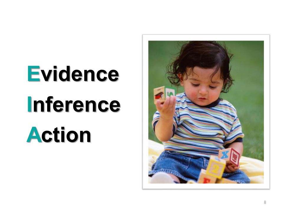 8 Evidence Inference Action