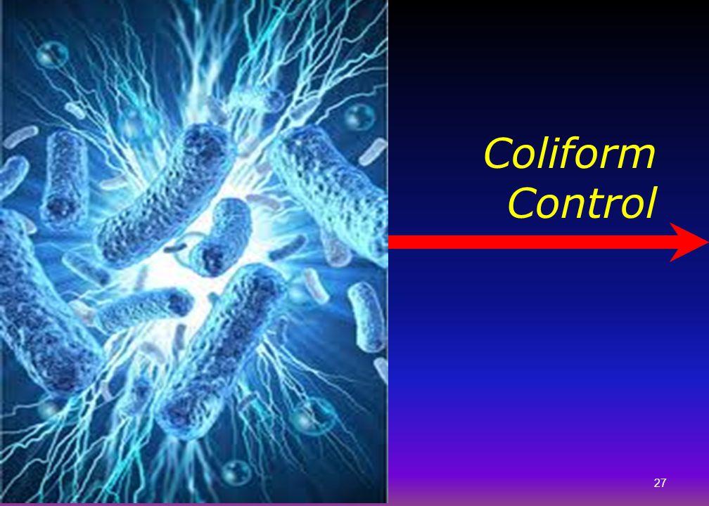 Coliform Control 27