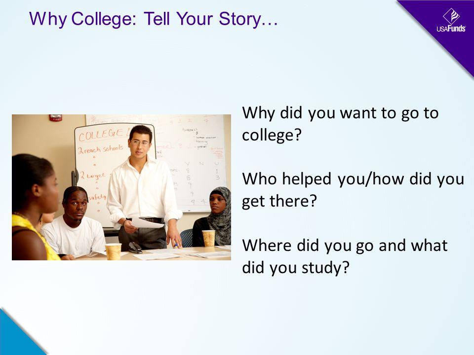 Consider: Areas of Study