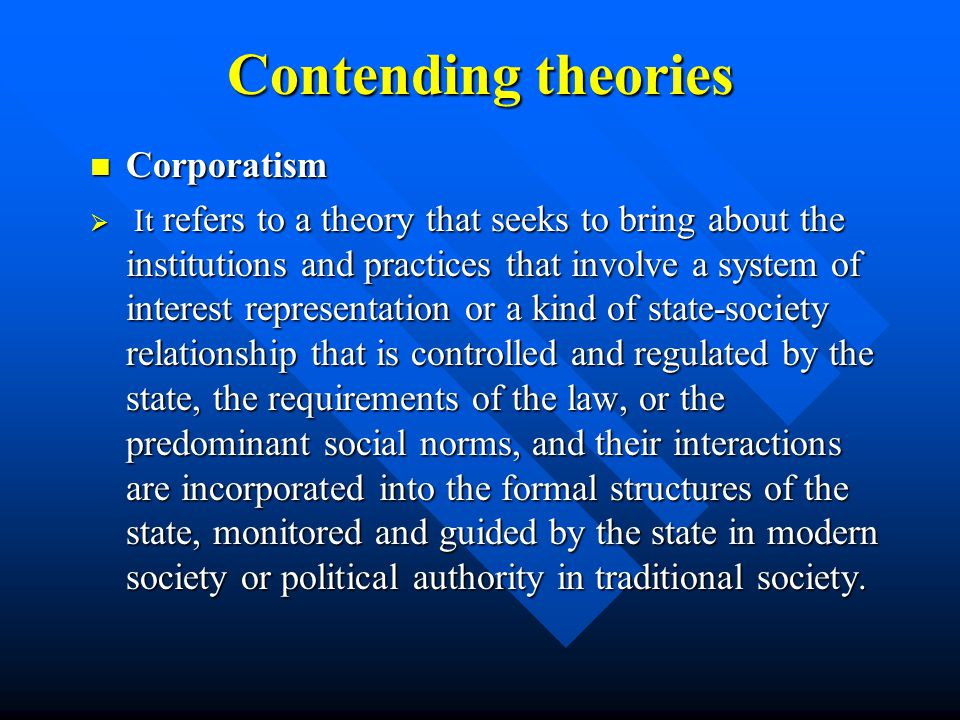Contending Theories Marxism and Communism Marxism and Communism  a political and economic theory that is influenced by the political and economic phi